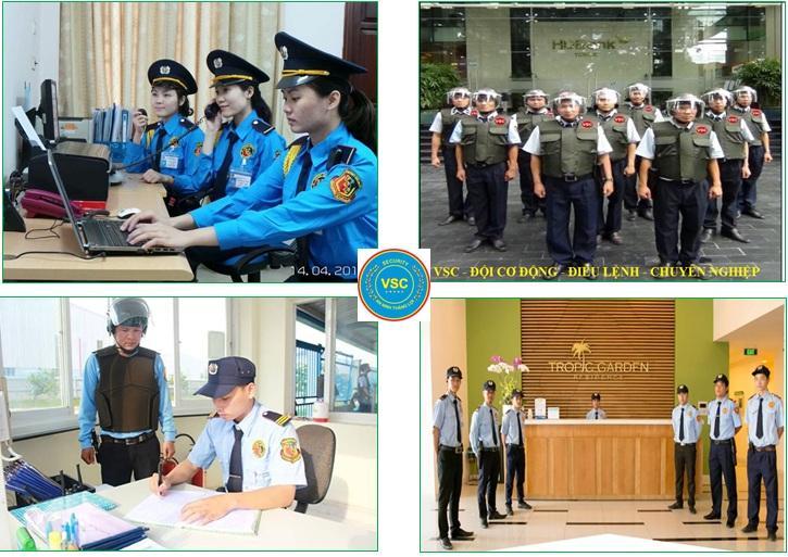 Công Ty Bảo Vệ Gần Nhất Tại Huyện Long Thành